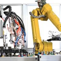 机器人自动涂胶系统