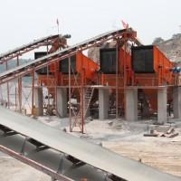 砂石料生产线设备名片一览,尽显科技魅力