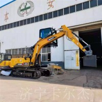 供应挖掘机升降驾驶室改装